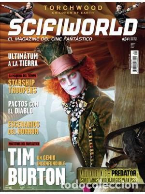 SCIFIWORLD #24 EL MAGAZINE DEL CINE FANTASTICO (Cine - Revistas - Otros)