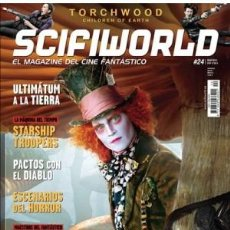 Cine: SCIFIWORLD #24 EL MAGAZINE DEL CINE FANTASTICO. Lote 120040275