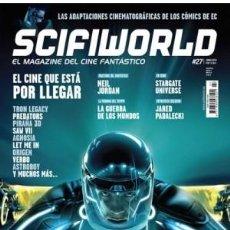 Cine: SCIFIWORLD #27 EL MAGAZINE DEL CINE FANTASTICO. Lote 120040343