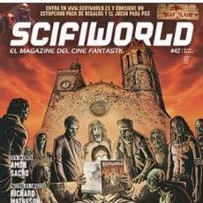 Cine: SCIFIWORLD #42 EL MAGAZINE DEL CINE FANTASTICO. Lote 120040379