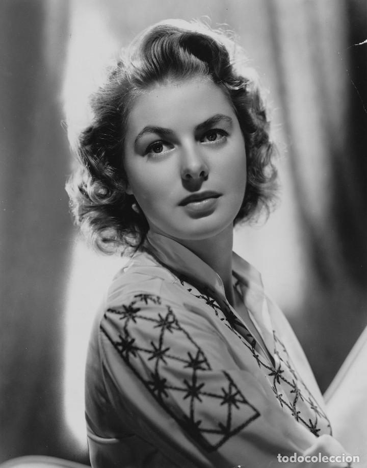 Cine: Ingrid Bergman - REVISTA PRIMER PLANO. JUNIO DE 1944. Nº192. - Foto 6 - 120138503