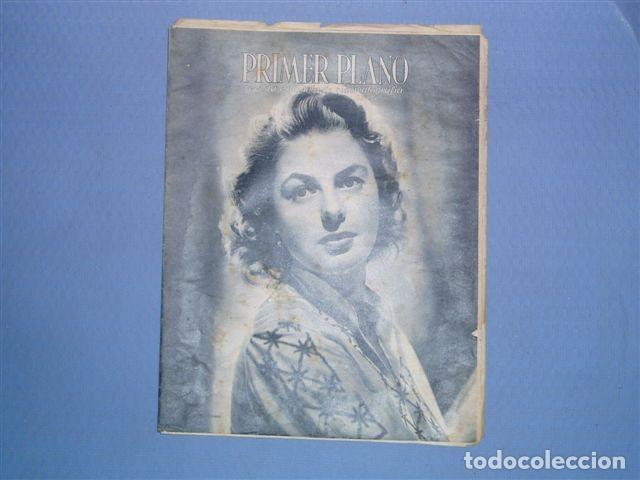 Cine: Ingrid Bergman - REVISTA PRIMER PLANO. JUNIO DE 1944. Nº192. - Foto 3 - 120138503