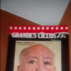 Cine: GRANDES CICLOS TV ALFRED HITCHCOCK. Lote 120450343