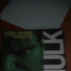 Cine: FOTOGRAMAS ESPECIAL HULK SUPLEMENTO Nº 1917. Lote 120450503