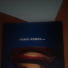 Cine: TODO SOBRE SUPERMAN SUPLEMENTO REVISTA ACCION Nº 170. Lote 120451163