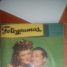 Cine: FOTOGRAMAS Nº 1 FACSIMIL DEL ORIGINAL DE 1946. Lote 120451275