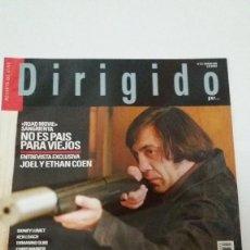 Cine: DIRIGIDO POR Nº 375 - FEBRERO 2008. Lote 120458439