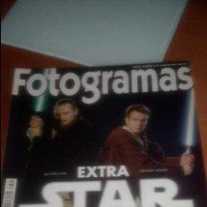 Cine: FOTOGRAMAS STAR WARS SUPLEMENTO Nº 1870. Lote 120461983
