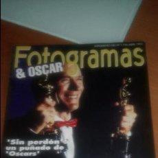 Cine: FOTOGRAMAS OSCARS 1992. Lote 120466395