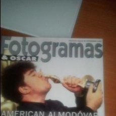 Cine: FOTOGRAMAS OSCARS 1999. Lote 120466891