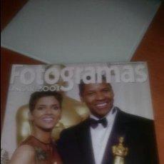 Cine: FOTOGRAMAS OSCARS 2001. Lote 120467059