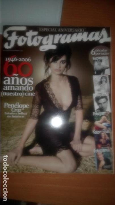 FOTOGRAMAS ESPECIAL ANIVERSARIO 60 AÑOS (Cine - Revistas - Fotogramas)