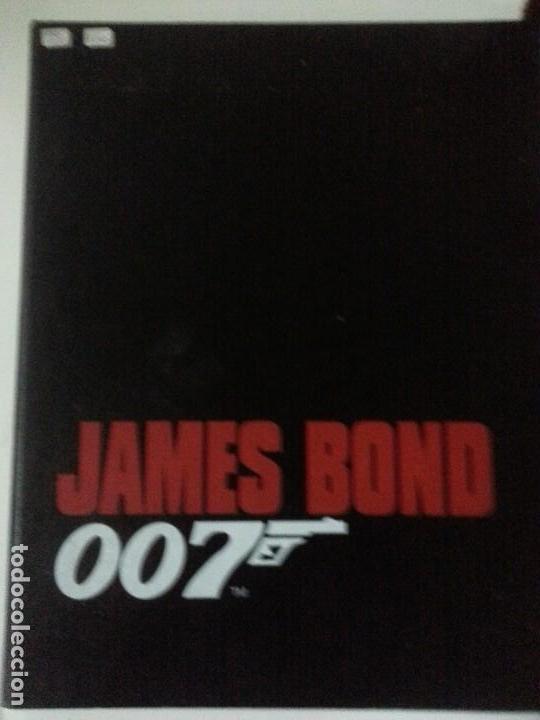 JAMES BOND (15 FASÍCULOS + TAPA) (Cine - Revistas - Colección grandes películas)