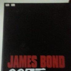 Cine: JAMES BOND (15 FASÍCULOS + TAPA). Lote 120660767