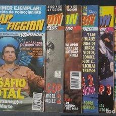 Cinema: STAR FICCIÓN #1,2,4-9 (ZINCO, 1990-92). Lote 120738871