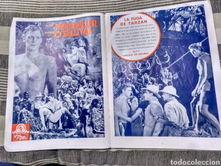 Cine: Dos revistas Radiocinema y una sin tapas. Antiguas - Foto 5 - 121413634