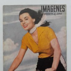 Cine: IMAGENES REVISTA CINE, Nº 172,-1958, SOFIA LOREN, ANNE HEYWOOD, SUSAN HAYWARD, CLARK GABLE, LANCASTE. Lote 121493903