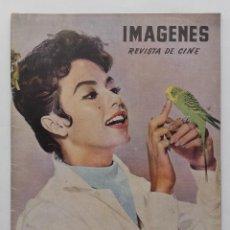 Cine: IMAGENES REVISTA CINE, Nº 155,-1957, RITA MORENO, SOFIA LOREN, SARITA MONTIEL, JAYNE MANSFIELD, DORS. Lote 121511199