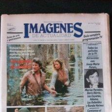 Cine: Nº 41-1987-EDDIE MURPHY-BIGAS LUNA-HOMBRES G-SUPERMAN-STAR WARS-IMPERIO ARGENTINA-BUD SPENCER. Lote 125184808
