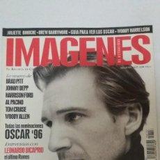 Cinema: IMÁGENES DE ACTUALIDAD - NUMERO 157 - MARZO 1997. Lote 121674487