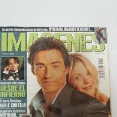 Cine: IMÁGENES DE ACTUALIDAD - NUMERO 212 - MARZO 2002. Lote 121729951
