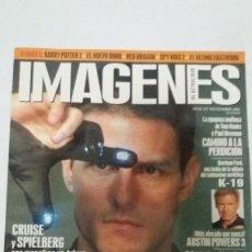 Cine: IMÁGENES DE ACTUALIDAD - NUMERO 217 - SEPTIEMBRE 2002. Lote 121730399