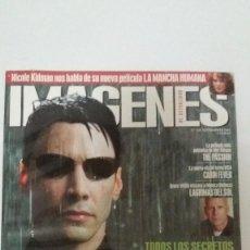 Cine: IMÁGENES DE ACTUALIDAD - NUMERO 230 - NOVIEMBRE 2003. Lote 121730971