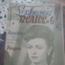 Cine: LABORES 1949 DONNA REED. Lote 121864035