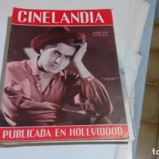 Cine: CINELANDIA - TYRONE POWER. Lote 121874531