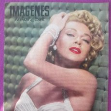 Cine: REVISTA IMAGENES, REVISTA DE CINE, Nº 174, 1958-59, LANA TURNER. Lote 121889835