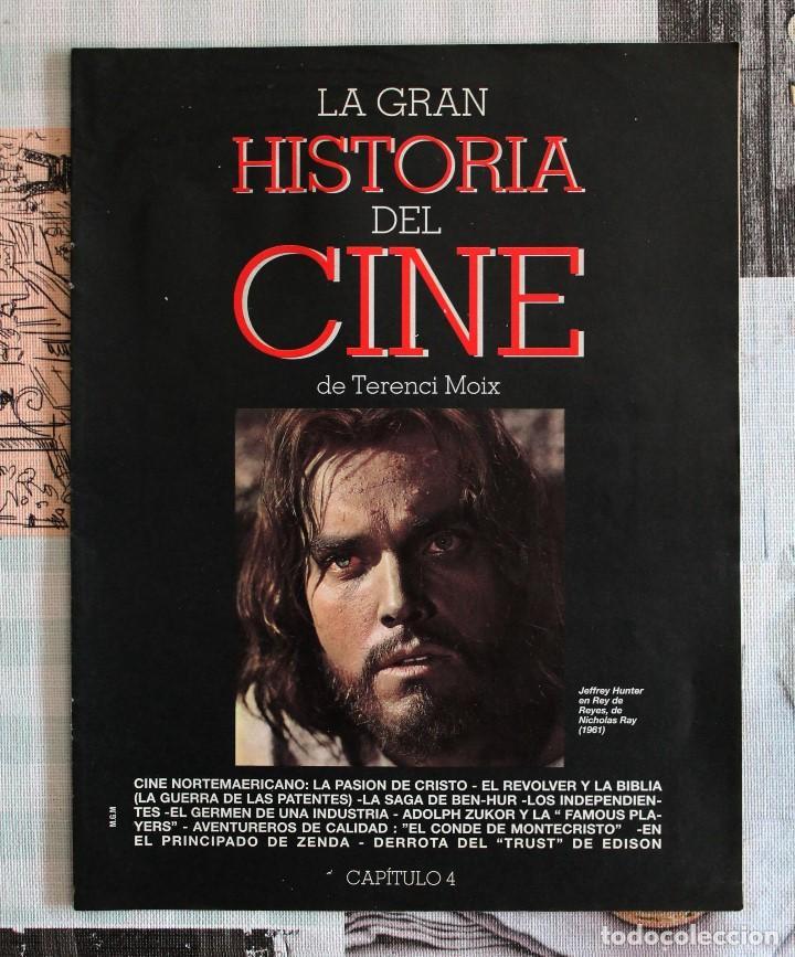 LA GRAN HISTORIA DEL CINE - TERENCI MOIX - CAPÍTULO 4 (Cine - Revistas - La Gran Historia del cine)