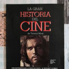 Cine: LA GRAN HISTORIA DEL CINE - TERENCI MOIX - CAPÍTULO 4. Lote 121898435