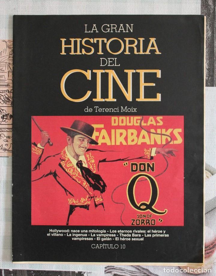 LA GRAN HISTORIA DEL CINE - TERENCI MOIX - CAPÍTULO 10 (Cine - Revistas - La Gran Historia del cine)