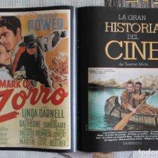 Cine: LA GRAN HISTORIA DEL CINE - TERENCI MOIX - CAPÍTULO 10-11. Lote 121898647