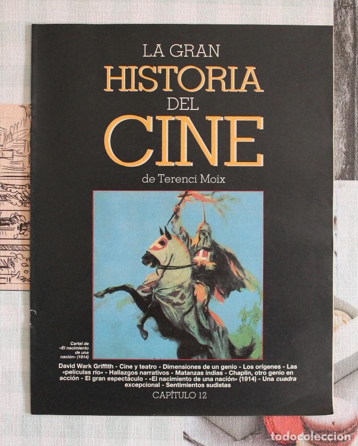 LA GRAN HISTORIA DEL CINE - TERENCI MOIX - CAPÍTULO 12 (Cine - Revistas - La Gran Historia del cine)