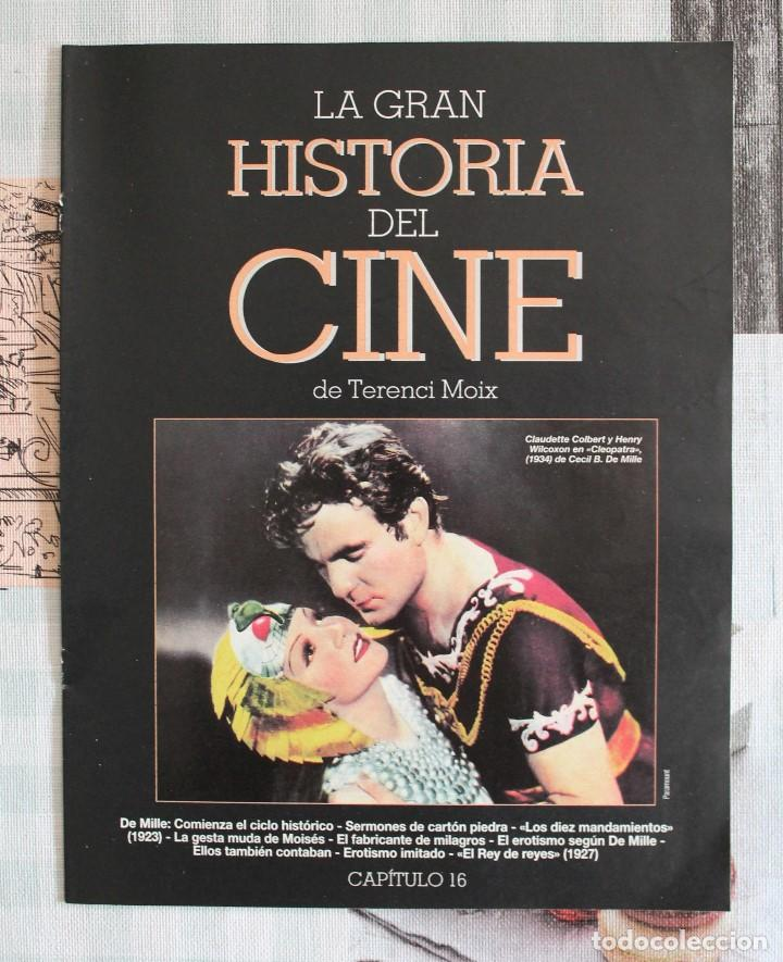 LA GRAN HISTORIA DEL CINE - TERENCI MOIX - CAPÍTULO 16 (Cine - Revistas - La Gran Historia del cine)