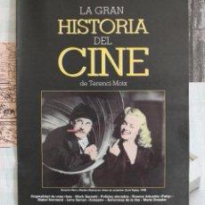 Cine: LA GRAN HISTORIA DEL CINE - TERENCI MOIX - CAPÍTULO 17. Lote 121898979