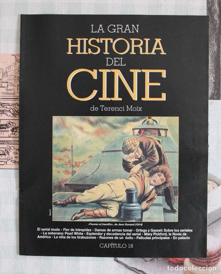 LA GRAN HISTORIA DEL CINE - TERENCI MOIX - CAPÍTULO 18 (Cine - Revistas - La Gran Historia del cine)
