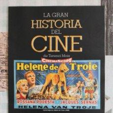 Cine: LA GRAN HISTORIA DEL CINE - TERENCI MOIX - CAPÍTULO 18 CINE MODERNO Y ESPAÑOL. Lote 121899199