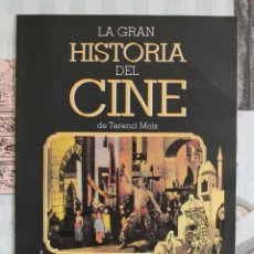 Cine: LA GRAN HISTORIA DEL CINE - TERENCI MOIX - CAPÍTULO 19. Lote 121899271