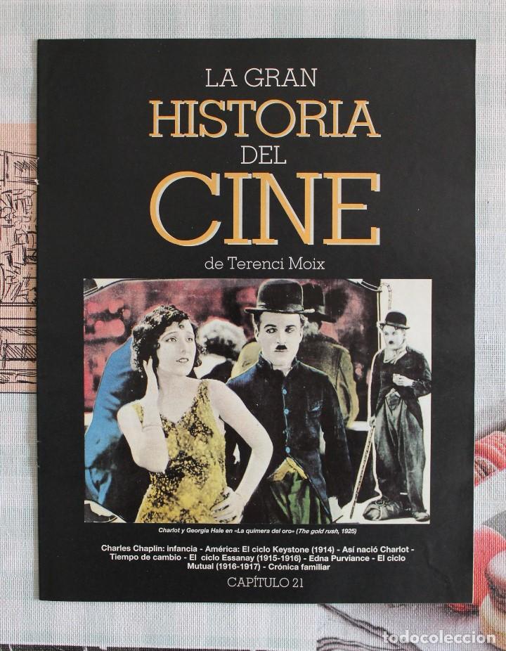 LA GRAN HISTORIA DEL CINE - TERENCI MOIX - CAPÍTULO 21 (Cine - Revistas - La Gran Historia del cine)
