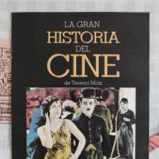 Cine: LA GRAN HISTORIA DEL CINE - TERENCI MOIX - CAPÍTULO 21. Lote 121899383