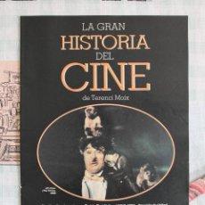 Cine: LA GRAN HISTORIA DEL CINE - TERENCI MOIX - CAPÍTULO 22. Lote 121899447