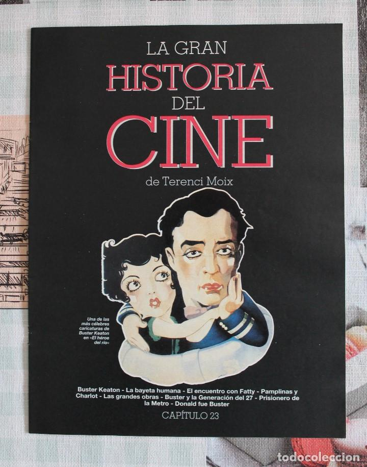 LA GRAN HISTORIA DEL CINE - TERENCI MOIX - CAPÍTULO 23 (Cine - Revistas - La Gran Historia del cine)