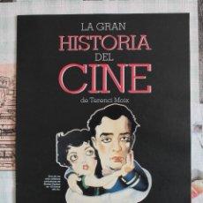 Cine: LA GRAN HISTORIA DEL CINE - TERENCI MOIX - CAPÍTULO 23. Lote 121899531