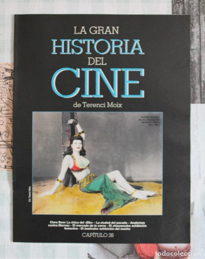 LA GRAN HISTORIA DEL CINE - TERENCI MOIX - CAPÍTULO 26 (Cine - Revistas - La Gran Historia del cine)