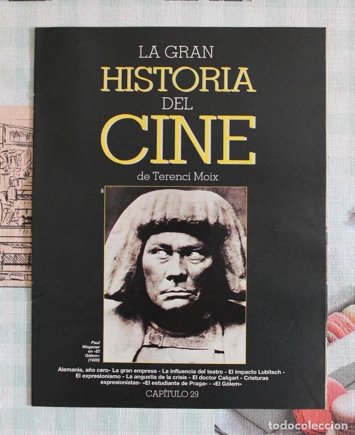 LA GRAN HISTORIA DEL CINE - TERENCI MOIX - CAPÍTULO 29 (Cine - Revistas - La Gran Historia del cine)