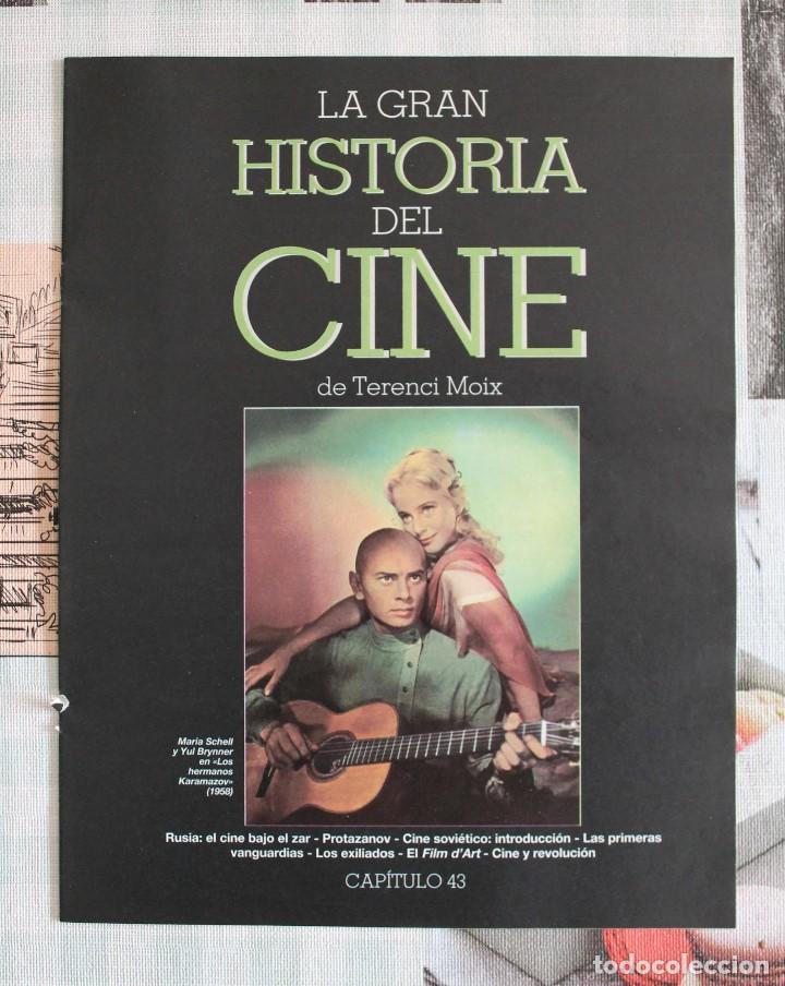 LA GRAN HISTORIA DEL CINE - TERENCI MOIX - CAPÍTULO 43 (Cine - Revistas - La Gran Historia del cine)
