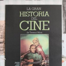 Cine: LA GRAN HISTORIA DEL CINE - TERENCI MOIX - CAPÍTULO 43. Lote 121899835