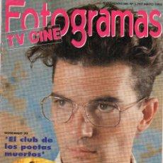 Cine: SUPLEMENTO MAYO 1993, ANTONÍO BANDERAS. Lote 121905323